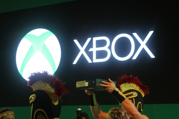 Evento imprensa Microsoft BGS 2013 - 1