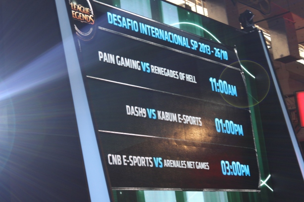 Desafio Internacional LOL