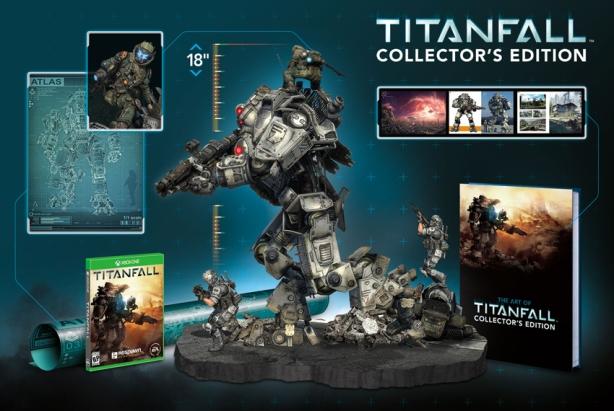 TitanFall edição de colecionador